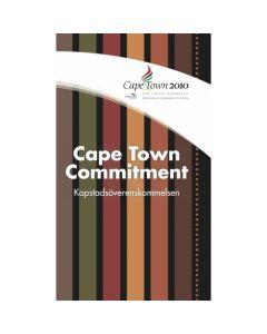 Cape Town Commitment - Kapstadsöverenskommelsen