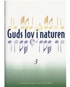 Guds lov i naturen 3 - not