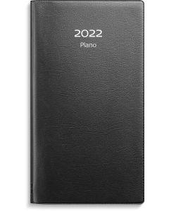 Plano plast svart-3723 2021