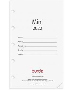 Mini kalendersats-4101