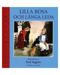 Lilla Rosa och Långa Leda