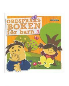 Ordspråksboken för barn 1