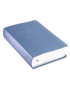 Handbok för livet (Blå) : Nya Levande Bibeln med över 10 000 noter