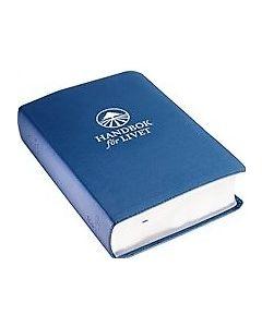 Handbok för livet - blå