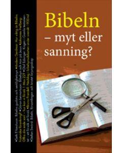Bibeln . myt eller sanning?