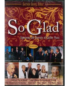 So Glad - DVD