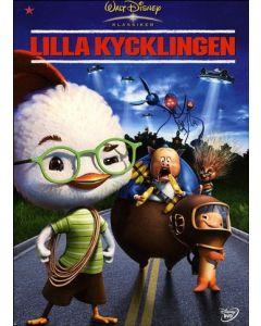 Lilla Kycklingen - DVD