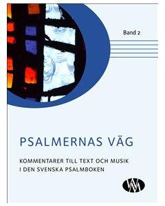 Psalmernas väg - band 2