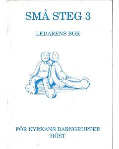 Små steg 3 Höst,  Ledarens bok