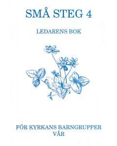 Små steg 4 Vår, Ledarens bok