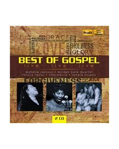 Best of the gospel. - CD