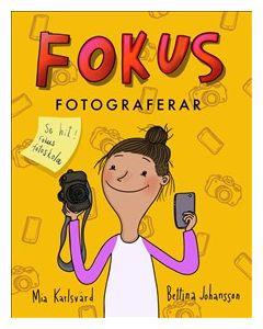 Fokus fotograferar