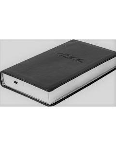 Nya Levande Bibeln : svart