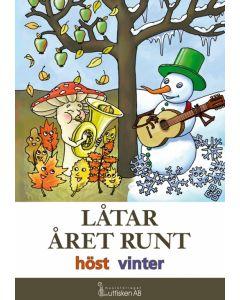 Låtar året runt : höst vinter
