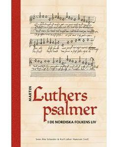 Martin Luthers psalmer i nordiska folkens liv