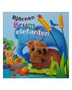 Björnen Brum och elefanten
