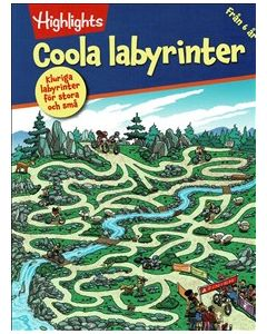 Coola labyrinter