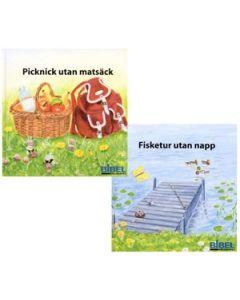 Picknick utan matsäck/Fisketur med napp