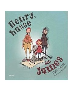 Henry, husse och James
