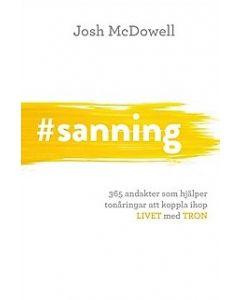 #sanning - Josh McDowell