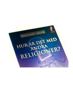 Hur är det med andra religioner?