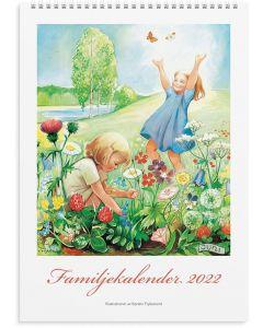 Familjekalender Kerstin Frykstrand, FSC Mix