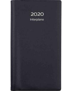 Interplano, svart plast, FSC Mix 2021