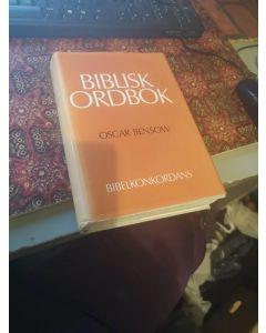 Biblisk ordbok
