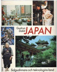 Japan- solgudinnans och teknologins land