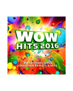 WOW Hits 2016 - 2CD