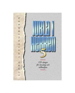 Jubla i Herren 5 - Not