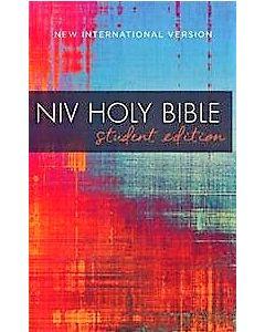 NIV Holy Bible student edition