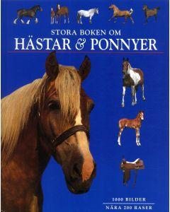 Stora boken om hästar och ponnyer
