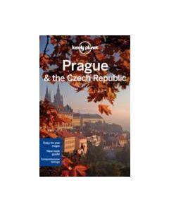 Prague & The Czech Republic LP