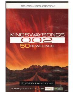 Kingswaysongs 002 -50 Newsongs - CD-rom songbook