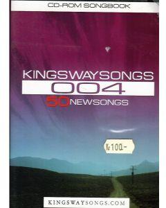 Kingswaysongs 004 -50 Newsongs - CD-rom songbook
