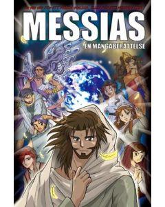 Messias : en mangaberättelse