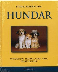 Stora boken om hundar : uppfödning, träning, vård, föda, första hjälpen