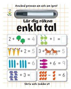 Lär dig räkna enkla tal
