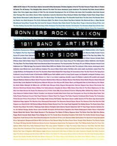 Bonniers rocklexikon : 1811 band & artister