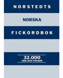 Norstedts norska fickordbok : Norsk-svensk/Svensk-norsk: 32.000 ord och fraser