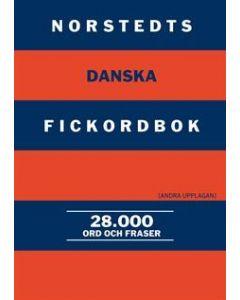 Norstedts danska fickordbok : dansk-svensk/svensk-dansk : 28 000 ord och fraser