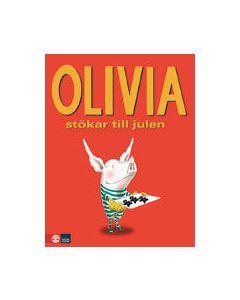 Olivia stökar till julen