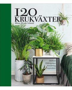 120 krukväxter : skötsel, odlingstips, inredning, inspiration