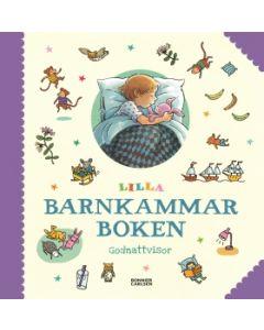 Lilla barnkammarboken : godnattvisor