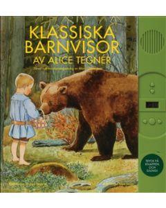 Klassiska Barnvisor : Urval och musikarrangemang av Martin Östergren