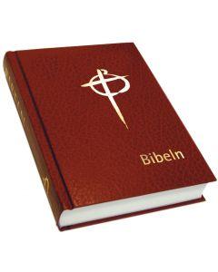 Bibeln Hård pärm, röd