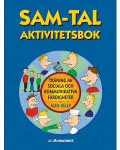 SAM-TAL - aktivitetsbok