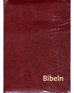 Bibeln Cabra röd mjukband