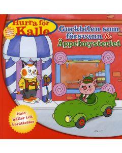 Gurkbilen som försvann och Äppelmysteriet
